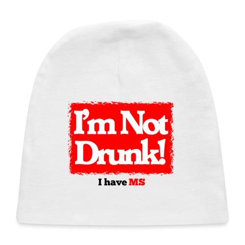 I'm not Drunk - Baby Cap