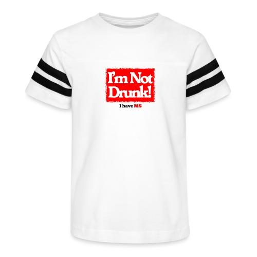 I'm not Drunk - Kid's Vintage Sport T-Shirt