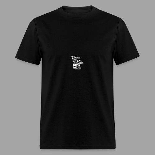 Motocross Eat Sleep Ride - Men's T-Shirt