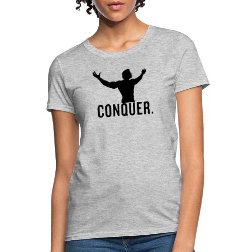 Arnold Conquer - Women's T-Shirt