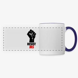 Resist MS Cup - Panoramic Mug