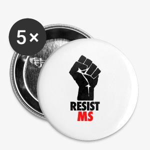 Resist MS Cup - Small Buttons