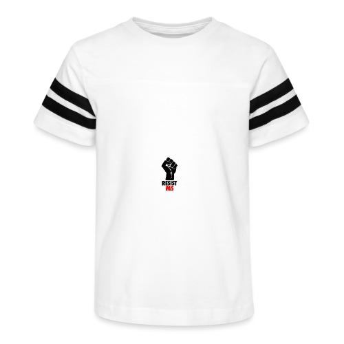 Resist MS Cup - Kid's Vintage Sport T-Shirt