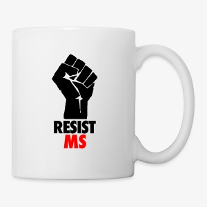 Resist MS Cup - Coffee/Tea Mug