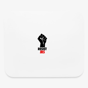 Resist MS Cup - Mouse pad Horizontal