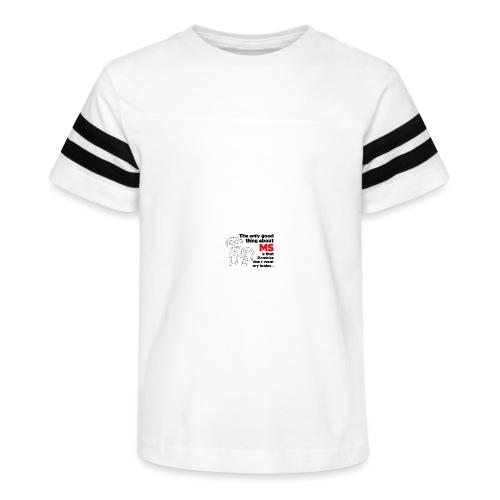 Zombie Cup - Kid's Vintage Sport T-Shirt