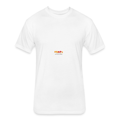 Clumsy Cup - Fitted Cotton/Poly T-Shirt by Next Level