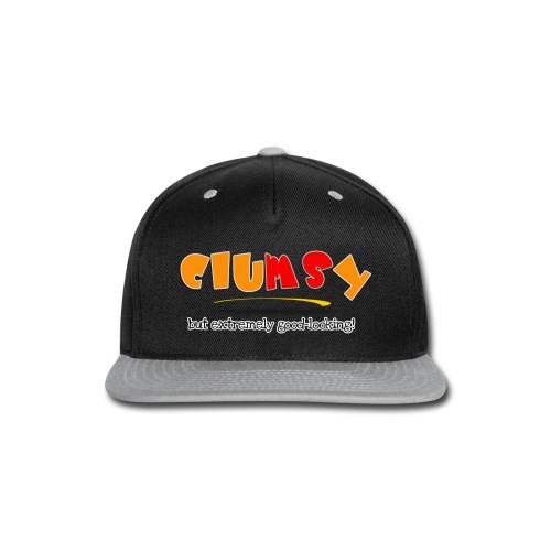 Clumsy Cup - Snap-back Baseball Cap