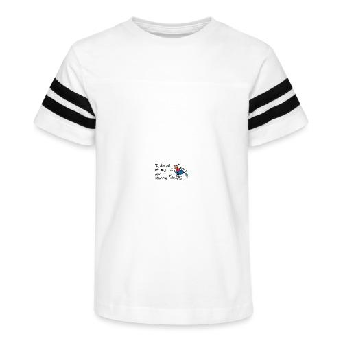 Stunts Cup - Kid's Vintage Sport T-Shirt
