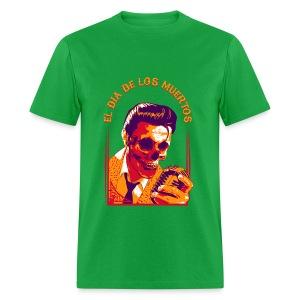 Halloween Elvis Dead | | El Dia de los Muertos Women's T-Shirts - Men's T-Shirt