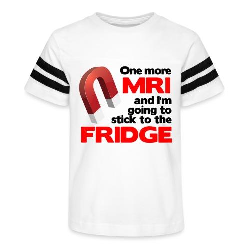 One more MRI - Kid's Vintage Sport T-Shirt