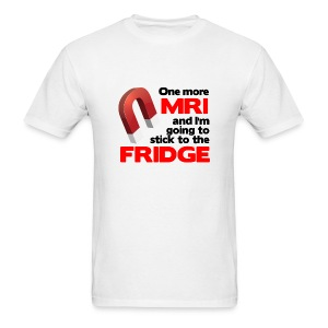 One more MRI - Men's T-Shirt