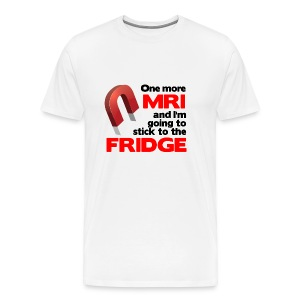 One more MRI - Men's Premium T-Shirt