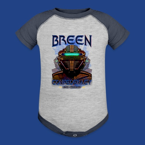 The Breen Commander - Baby Contrast One Piece