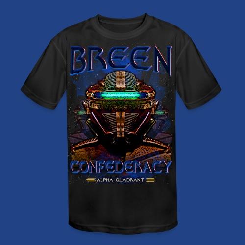 The Breen Commander - Kid's Moisture Wicking Performance T-Shirt