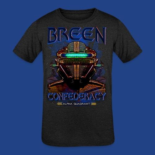 The Breen Commander - Kid's Tri-Blend T-Shirt