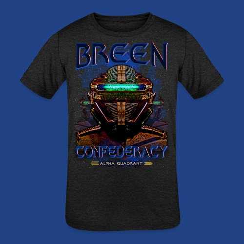 The Breen Commander - Kids' Tri-Blend T-Shirt