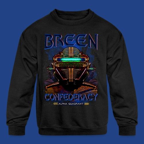 The Breen Commander - Kids' Crewneck Sweatshirt