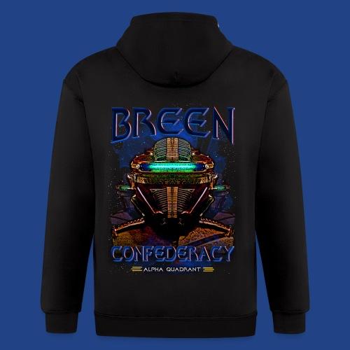 The Breen Commander - Men's Zip Hoodie