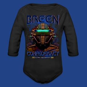 The Breen Commander - Long Sleeve Baby Bodysuit