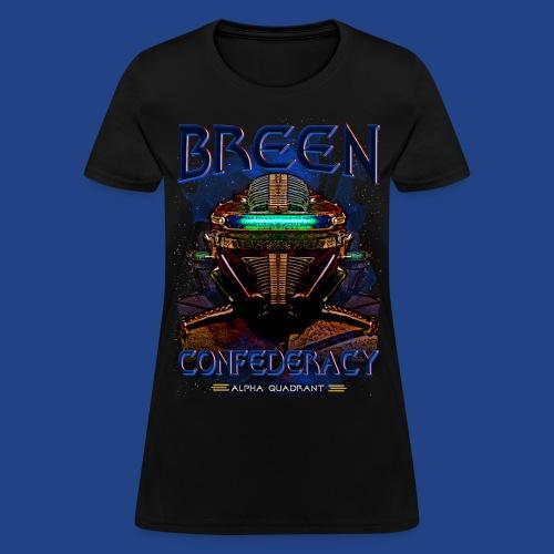 The Breen Commander - Women's T-Shirt