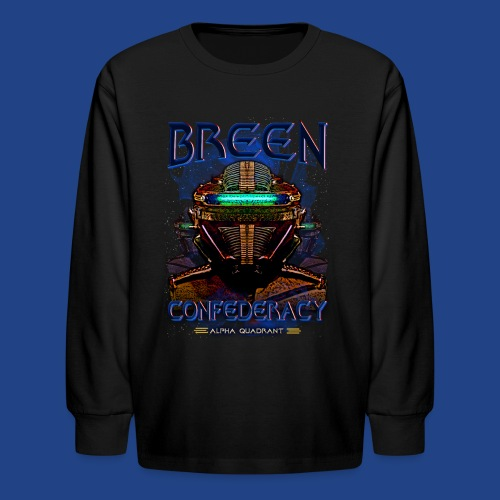 The Breen Commander - Kids' Long Sleeve T-Shirt