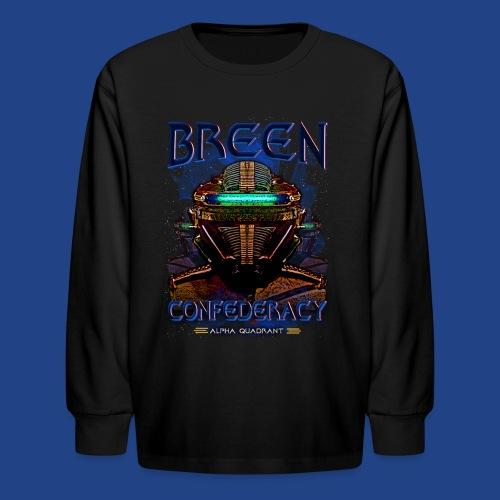 The Breen Commander - Kids' Long Sleeve T-Shirt