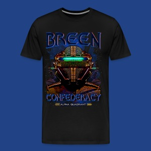 The Breen Commander - Men's Premium T-Shirt