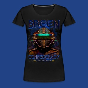 The Breen Commander - Women's Premium T-Shirt