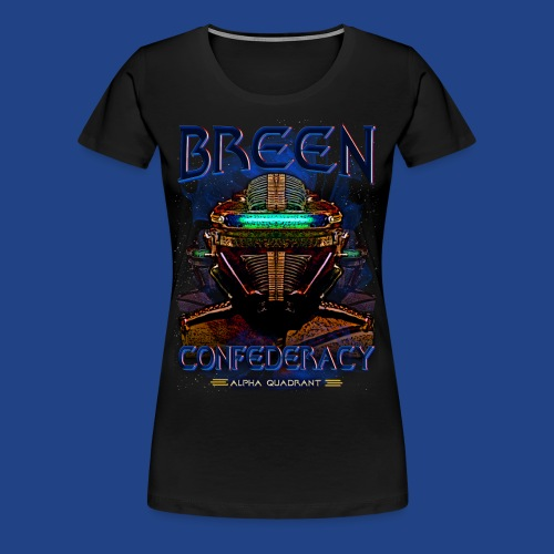 The Breen Commander - Women's Premium T-Shirt