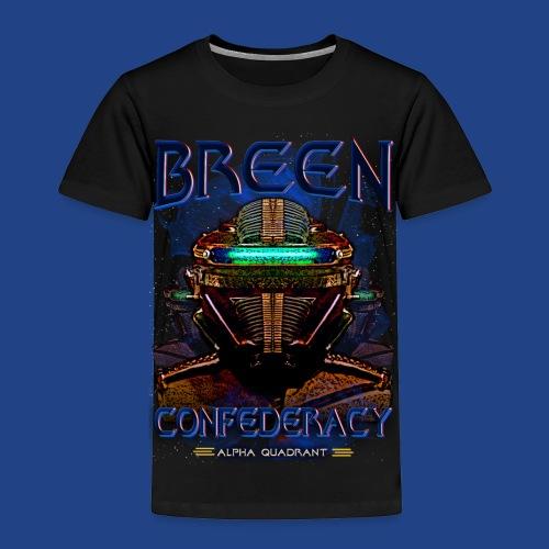 The Breen Commander - Toddler Premium T-Shirt