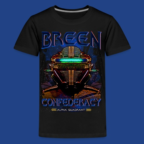 The Breen Commander - Kids' Premium T-Shirt