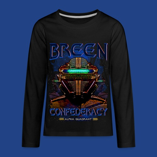 The Breen Commander - Kids' Premium Long Sleeve T-Shirt