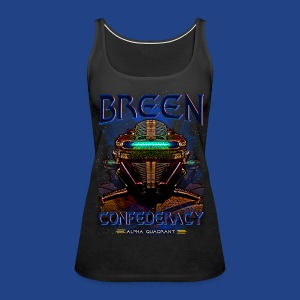 The Breen Commander - Women's Premium Tank Top