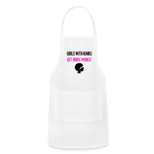 Girls With Kinks - Adjustable Apron