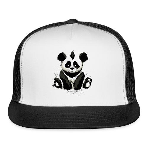 Inked Panda Bear - Trucker Cap