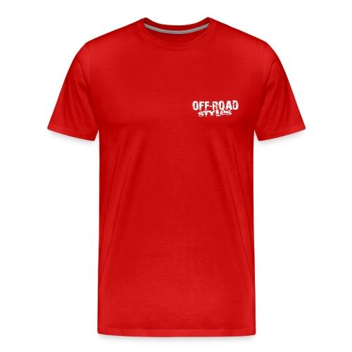 Punch It Rock Bouncer - Men's Premium T-Shirt