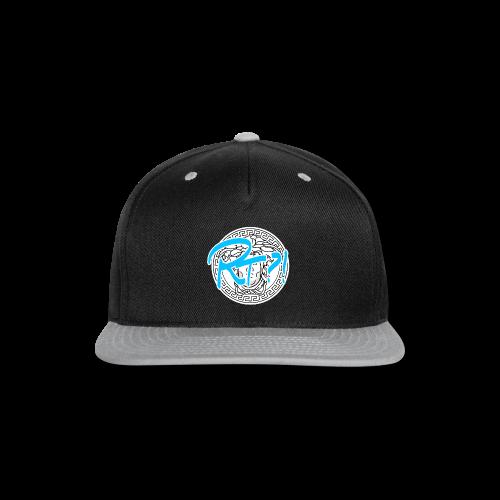 Chrisace 'Meh'-dusa - Snap-back Baseball Cap