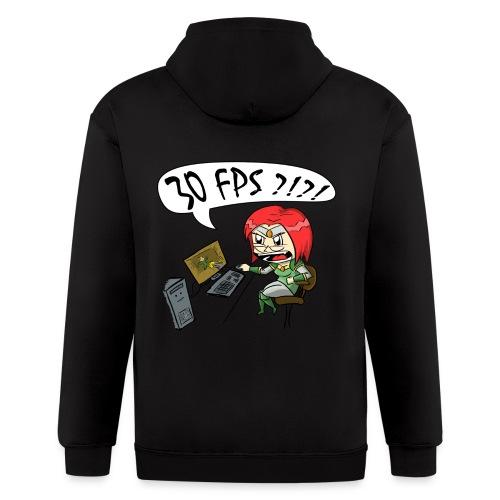 Men's 30 FPS Tee - Men's Zip Hoodie