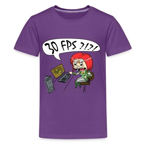 Men's 30 FPS Tee - Kids' Premium T-Shirt