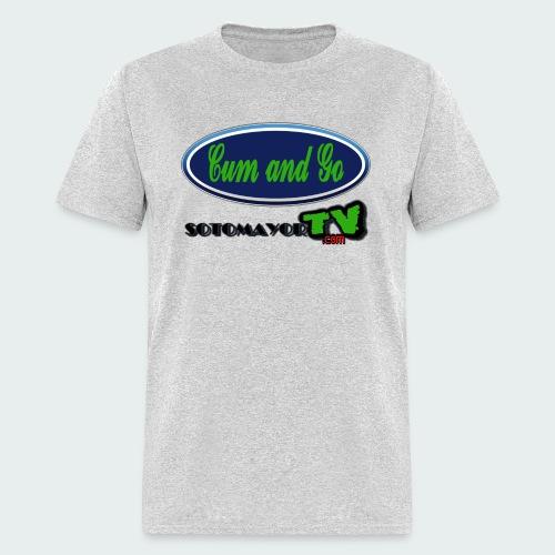 Cum & Go - Men's T-Shirt