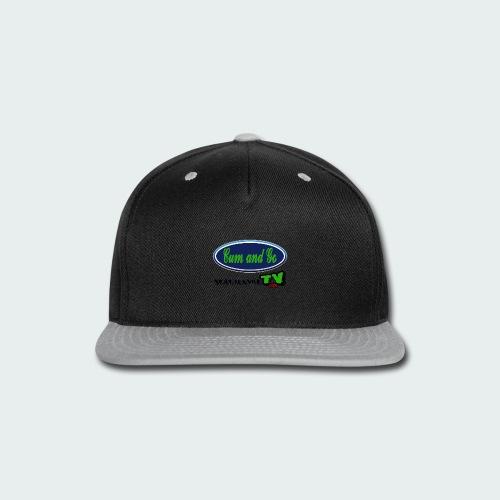 Cum & Go - Snap-back Baseball Cap