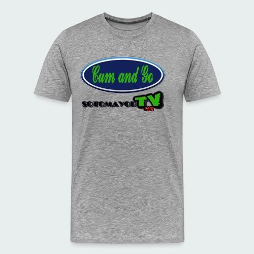 Cum & Go - Men's Premium T-Shirt