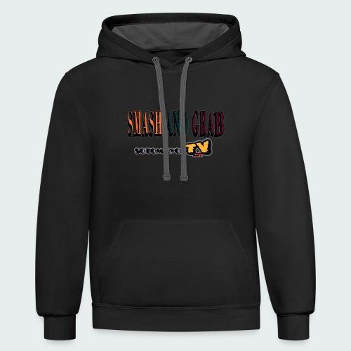 Smash & Grab - Contrast Hoodie