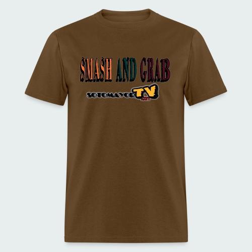 Smash & Grab - Men's T-Shirt
