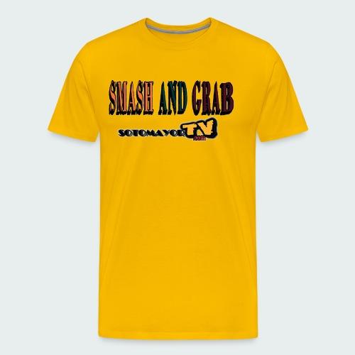 Smash & Grab - Men's Premium T-Shirt