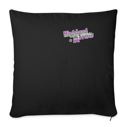 Men's HA Logo Tee - Throw Pillow Cover