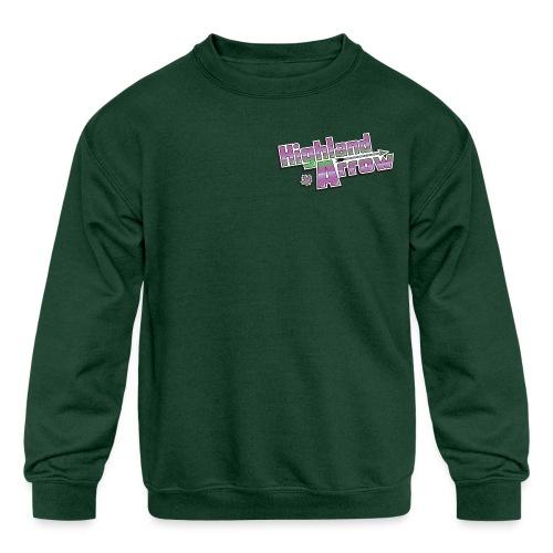 Men's HA Logo Tee - Kids' Crewneck Sweatshirt