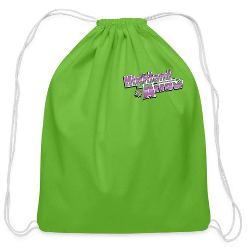 Men's HA Logo Tee - Cotton Drawstring Bag