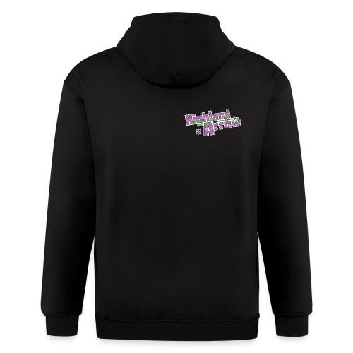 Men's HA Logo Tee - Men's Zip Hoodie